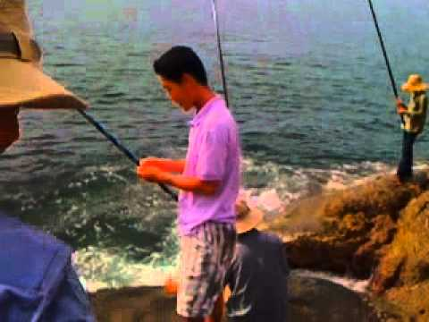 Đi câu cá ở Bán đảo Sơn trà