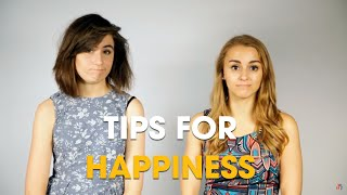 5 ways to improve your mood ft. dodie & Hannah Witton | The Mix