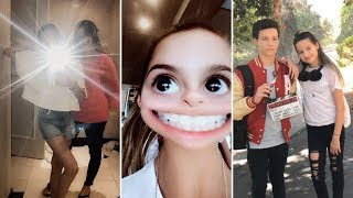 Annie LeBlanc | Snapchat Videos | August 04th 0017 | ft Hayden Summerall