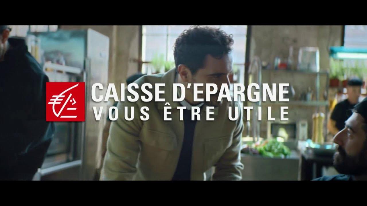 """Musique de la pub Caisse d'épargne """"être utile à Loïc"""" """"vous être utile""""  2021"""