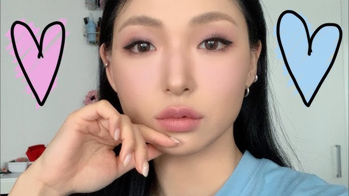 Grayish Pink  Make-up | Sunday GRWM LIVE