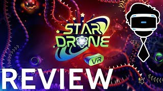 Intergalactic PSVR Puzzle Game | Stardrone VR Review