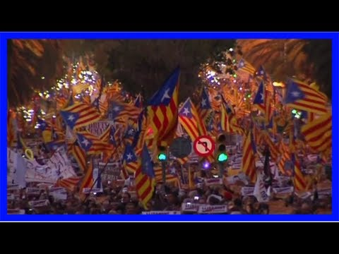 Barcelona rally urges prisoners' release