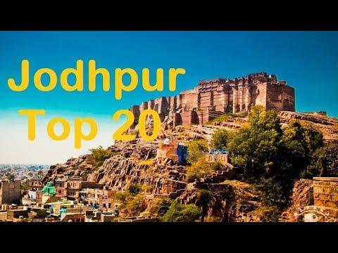 Jodhpur Tourism | Famous 20 Places To Visit In Jodhpur Tour