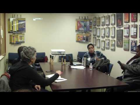 Discussion with Black Queer Cuban feminist activist Logbona Olukonee
