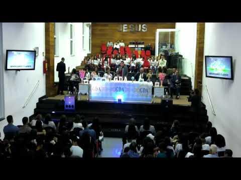 Adbras JdVlFormosa – Pregação Pr Diego Carvalho