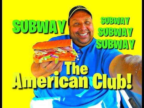 Subway® American Club Review!