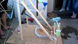 The Goldbergers Rube Goldberg Assignment