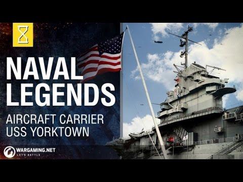 Naval Legends - USS Yorktown
