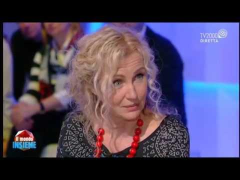 On Italian TV