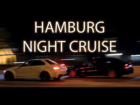 Ryders Hamburg - Night Cruise