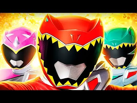 Power Rangers Dino Charge - Chapter 2 - The Rainbow Energem - Android Gameplay Compilation
