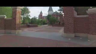Auburn University Bicycle Ride