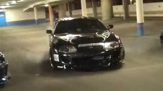 Getaway in Stockholm 5½ BMW M3 Turbo, Honda Civic Type R, Toyota Supra, Subaru Impreza STi