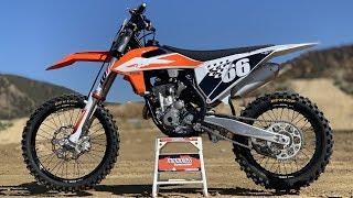First Ride 2020 KTM250SXF - Motocross Action Magazine
