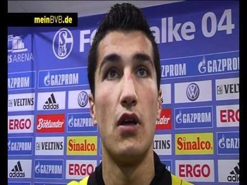 Schalke - BVB: Freies Interview mit Nuri Sahin