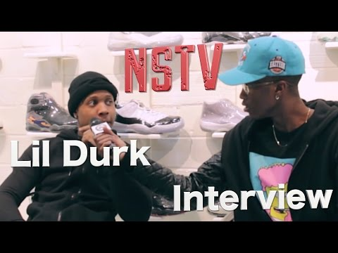 Lil Durk Talks Chicago Hip Hop, Dream Collaborations & Past Struggles | Never Satisfied Life
