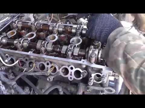 Замена прокладки головки 405.22 двигателя
