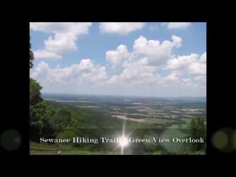 Sewanee Univesity Hiking Trail Video