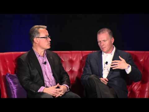 What It's Like to be a CIO in Silicon Valley - Constellation's Connected Enterprise 2013