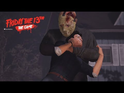 """""""NEW JARVIS HOUSE MAP INTRO""""! - Friday The 13th The Game - """"PART IV JASON DLC OUT NOW!"""""""