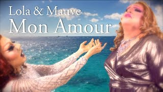 A Drag Romance EP - Chapter II: Mon Amour (drag queen music video)