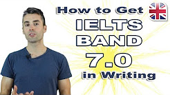 5 Tips to Get Band 7 in the IELTS Writing Exam - IELTS Writing Lesson