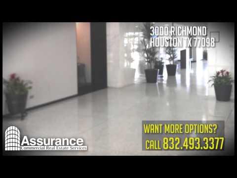 3000 Richmond Houston 77098 Houston Office Space: Assurance Commercial