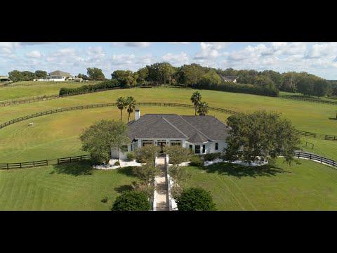 $1 Million +  Horse Farm | Big Sky Farm | Ocala, Fl | Sold!