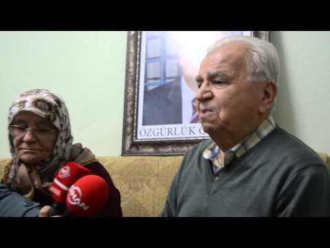 Mustafa Balbay'ın baba ocağında Tahliye sevinci