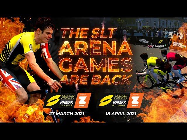 SLT Arena Games | Triathlon London 2021 » Super League ...
