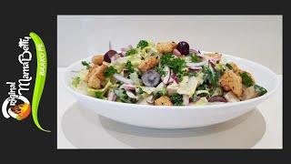 How To Make Delicious Chicken Caesar Salad Recipe