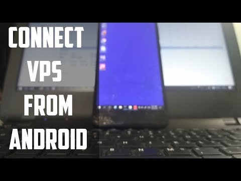 How To Connect Windows VPS (Virtual Private Server) From Android Mobile