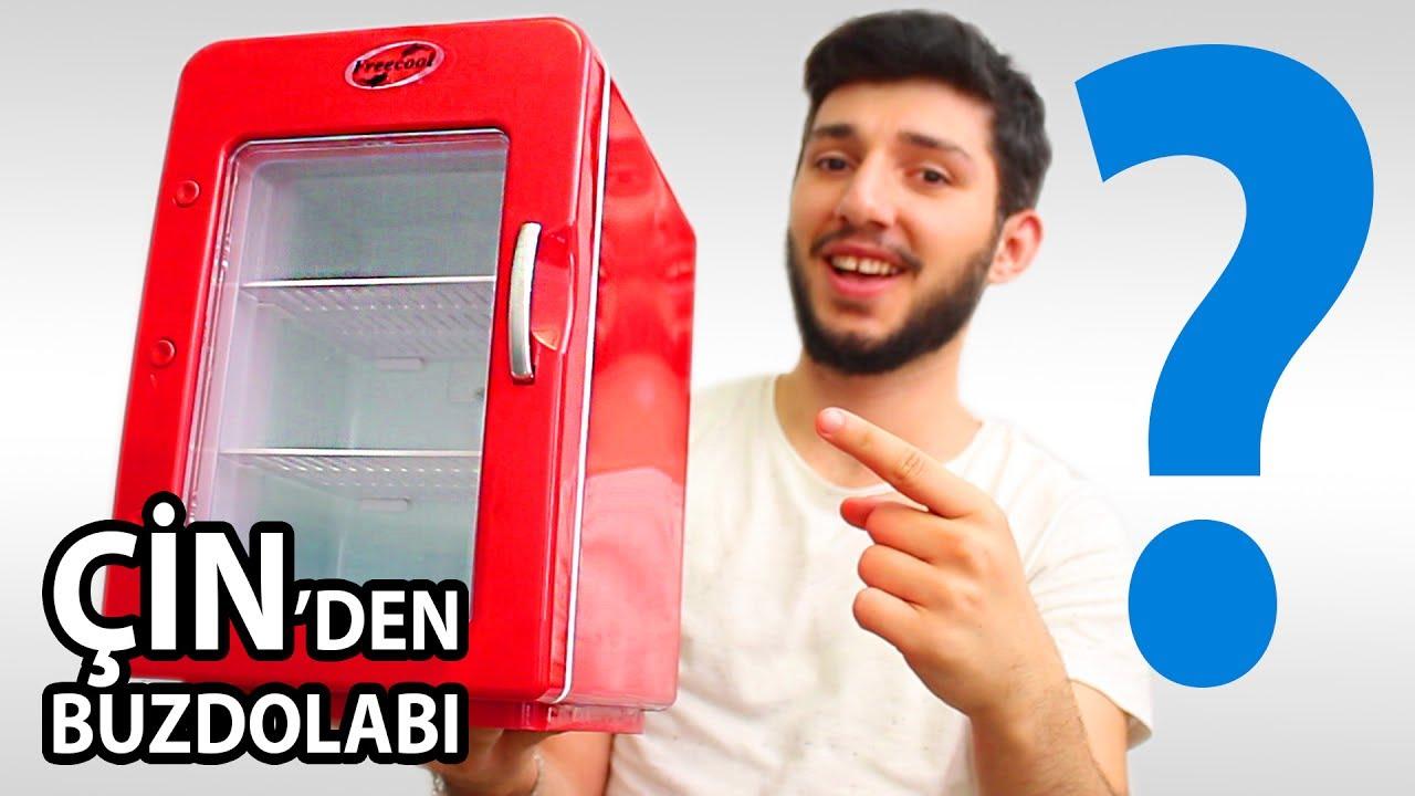 Küçük mini işe yarar buzdolabı yapımı