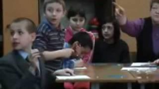 Урок трудового обучения  в школе №499