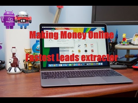 Extract 20k Emails From Facebook Groups Niche Making money Online