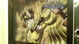 SAINT SEIYA HADES ELYSION 2007 (TRAILER)
