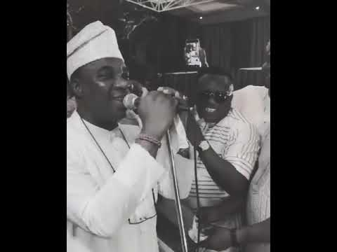 Download SAHEED OSUPA FOR K1 DE ULTIMATE AT IBRAHIM DENDE'S 50TH BIRTHDAY CEREMONY