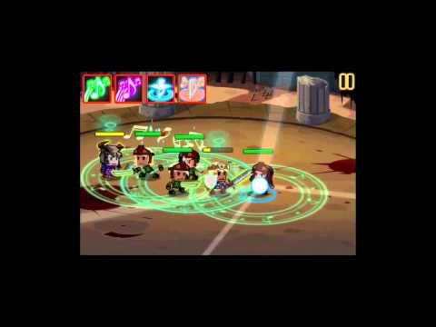 Heroes Vs Monsters 4 Bards In Arena