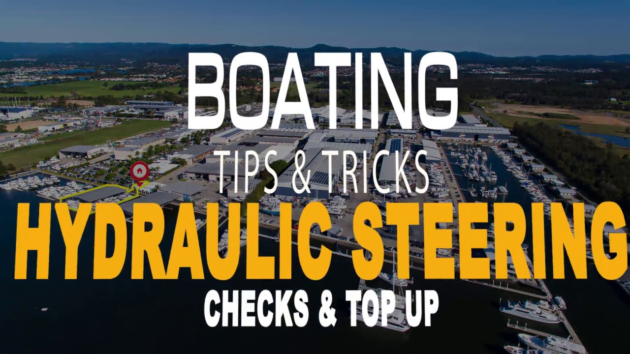 Tips Tricks Hydraulic Steering Checks And Topping Up Your Fluid