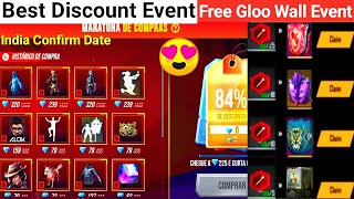 Biggest Event Ever 90% Discount Supermarket Event Confirm India | FREE Gloo Wall Event | Free Gun |