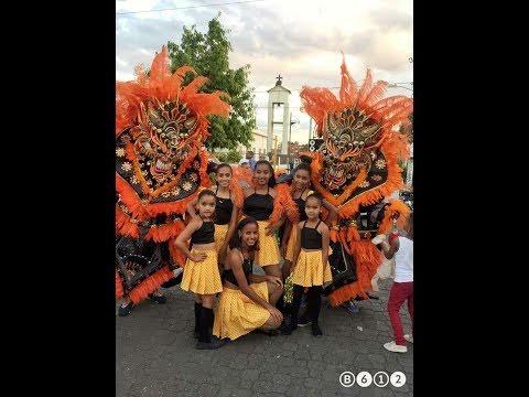 Primera Salida Del Carnaval Castillense 2019