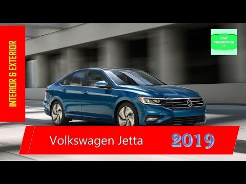 Volkswagen Jetta 2019 Interior Exterior