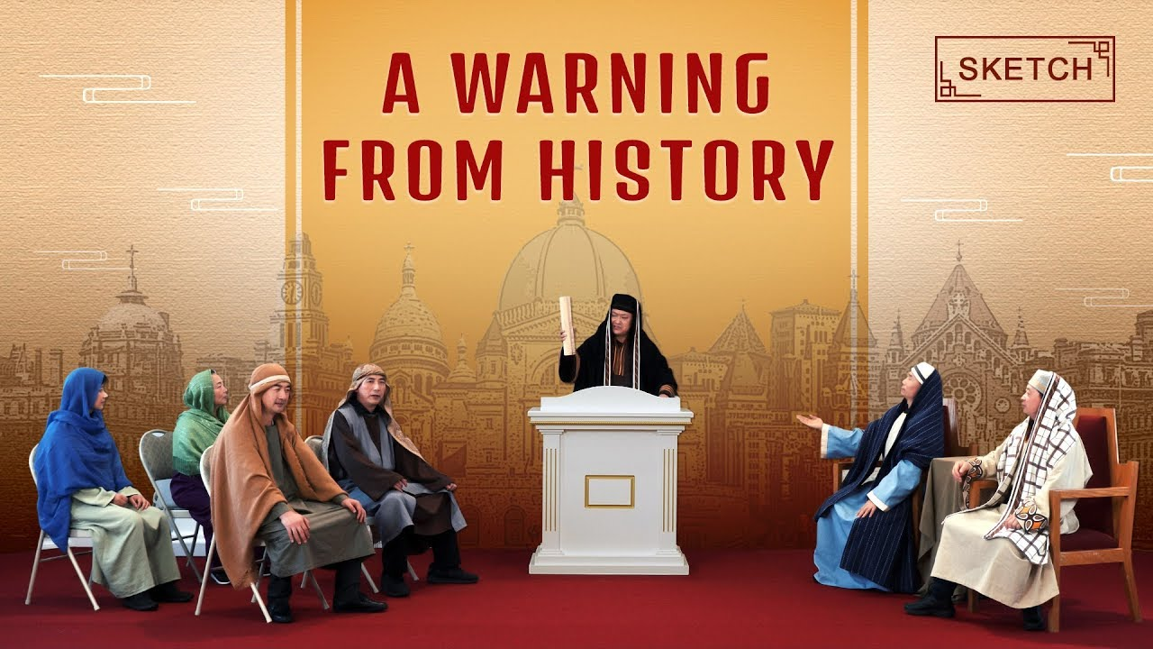 "Christian Short Sketch ""A Warning From History"" (English Skit)"
