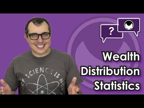 Bitcoin Q&A: Wealth Distribution Statistics