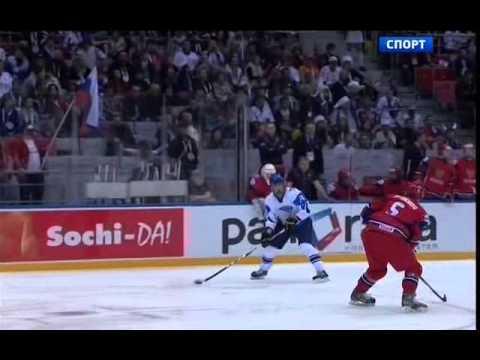 Хоккей россия финляндия голы — img 12