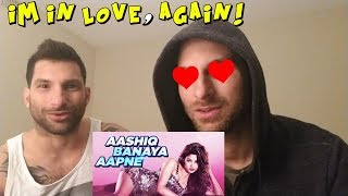 Aashiq Banaya Aapne |Hate Story IV| Urvashi Rautela [REACTION]