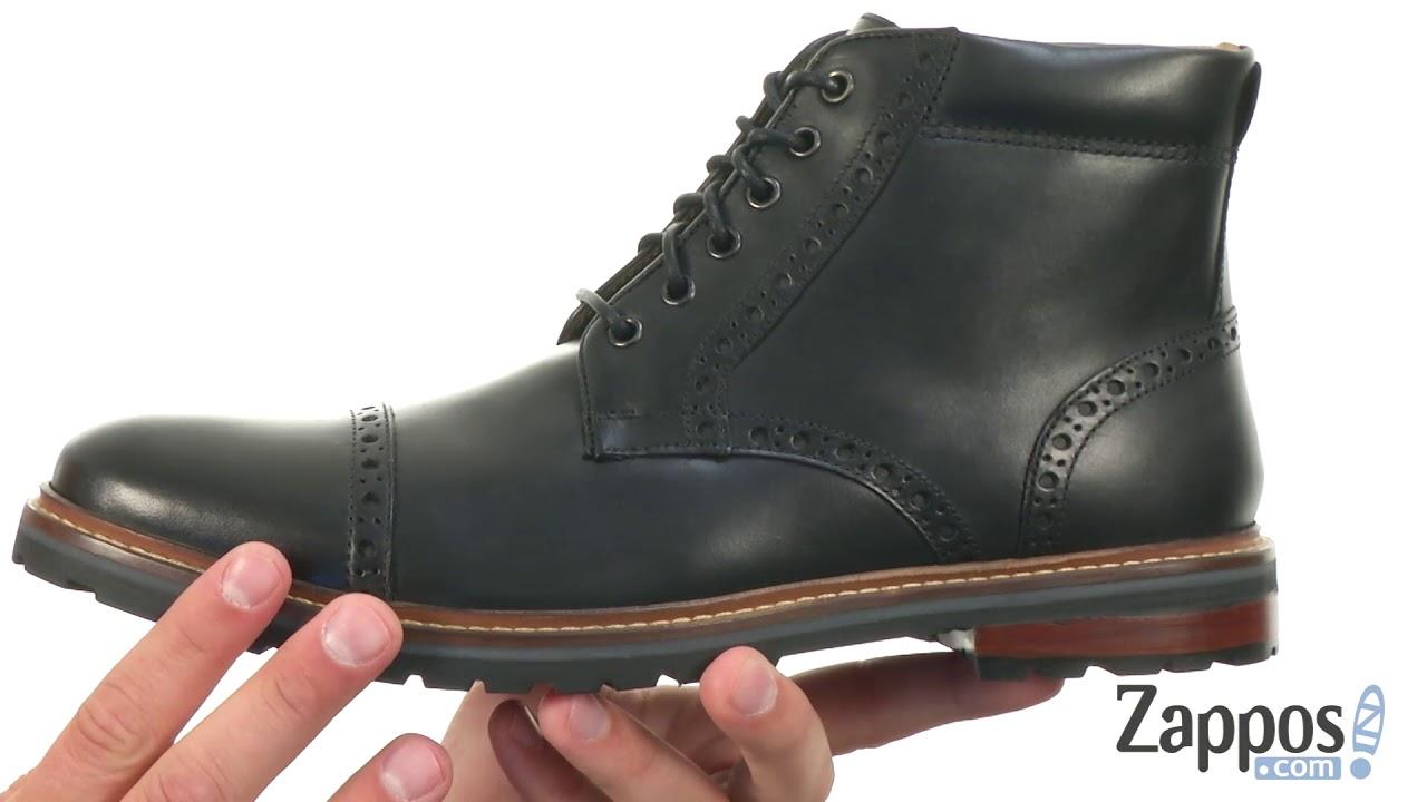 90416242a07 Florsheim Estabrook Cap Toe Boot SKU: 8928281