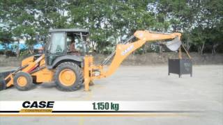 Comparative test: CASE EX vs JCB vs CAT (Power-Lift)