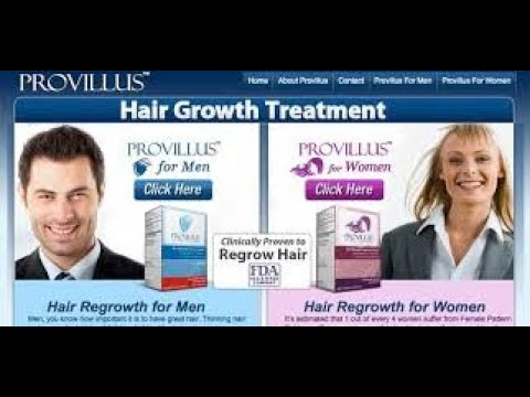 Provillus Review   Dont Buy Provillus Until You have Watched this Video!